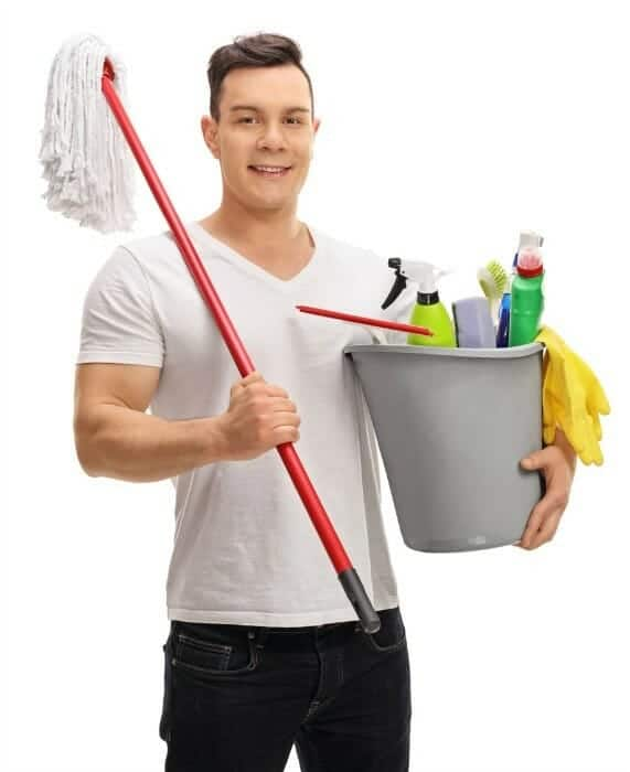 Domestic Cleaning Services from Eazi Clean