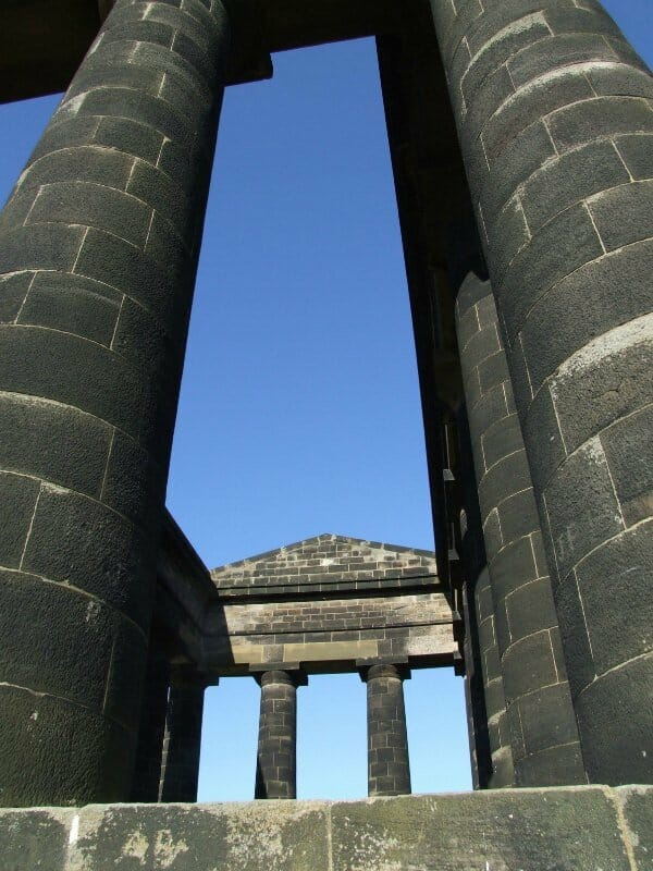 Penshaw Monument near Washington